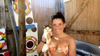 Honeymoon in Punta Cana - kitty
