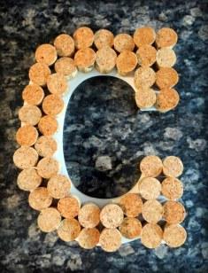Cork Crafting - cork C