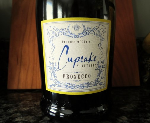 Peach Bellini Post - Cupcake Prosecco