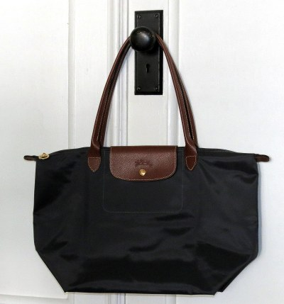 Bags - Longchamp Le Pliage Large Tote - open
