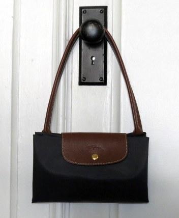 Bags - Longchamp Le Pliage Large Tote - folded