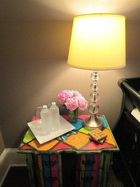 Tips for Hosting Overnight Guests - Nightstand (2)