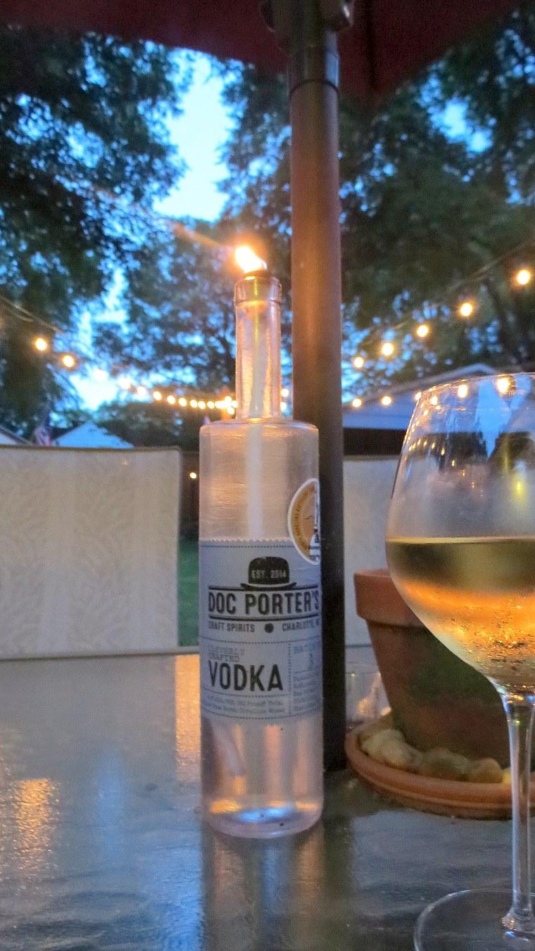 DIY - Bottle Tiki Torches - Main Image