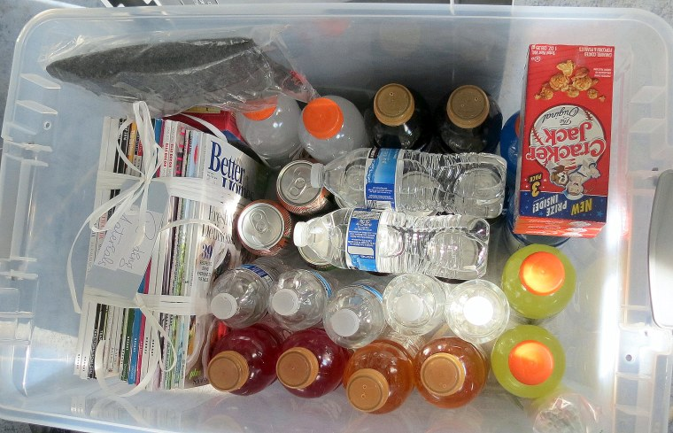 Hospital Care Pakcage - Filling bin (1)