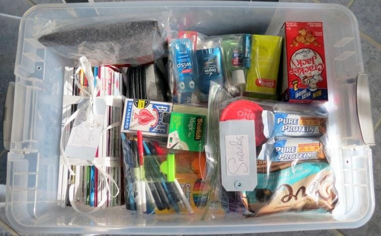 Hospital Care Pakcage - Filling bin (2)