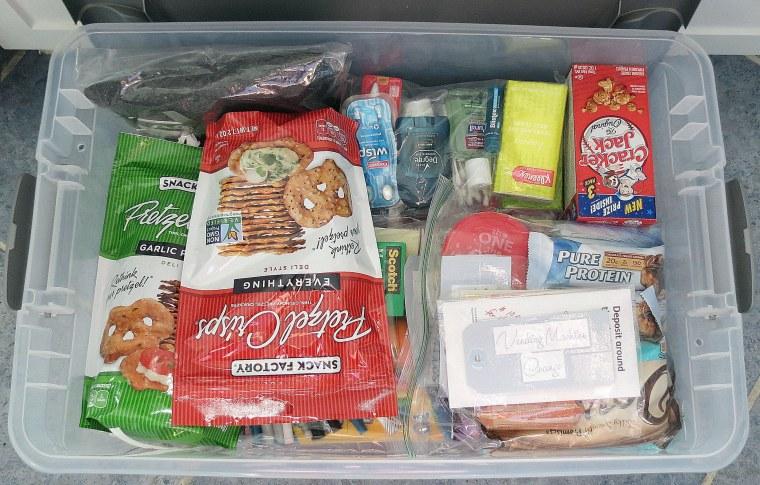 Hospital Care Pakcage - Filling bin (3)