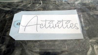 Hospital Care Pakcage - Individual tag printout