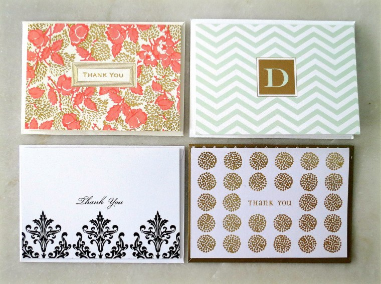 The Lost Art of Sending Thank You Notes - Featured Image